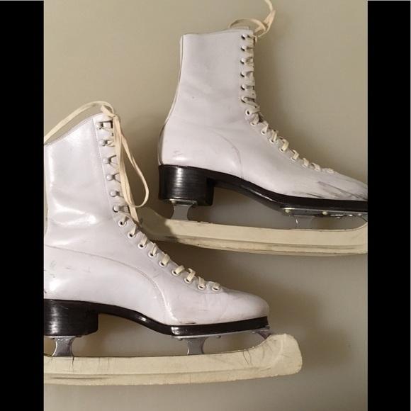 harlick shoes s handmade semi professional ice skates poshmark